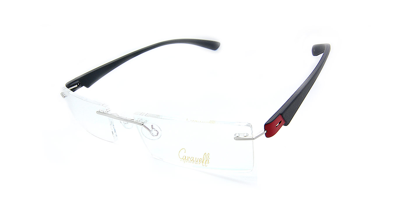 Caravelli 104 - Red (2-black/red)