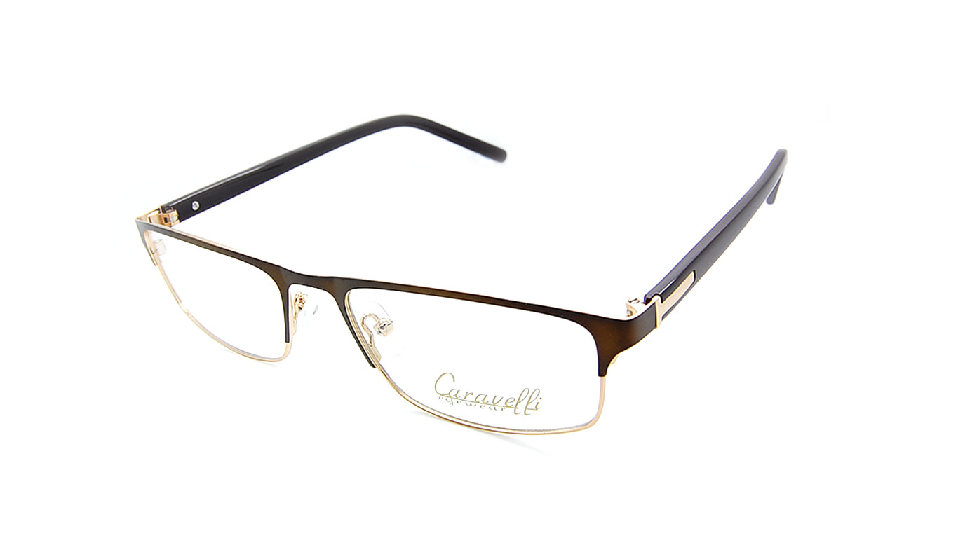 Caravelli 108 - Brown (1-Brown/gold)
