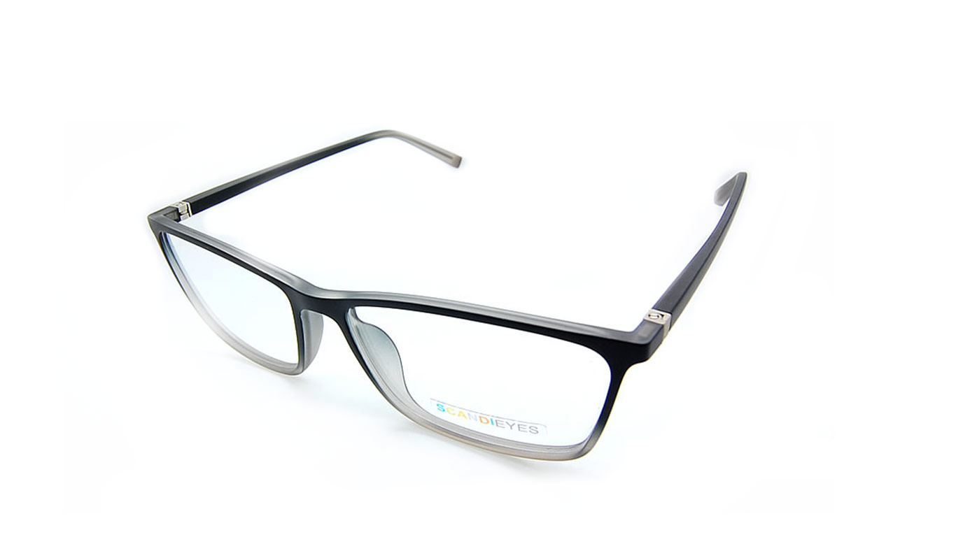 Scandieyes 66 - Black (1-Black/Grey)