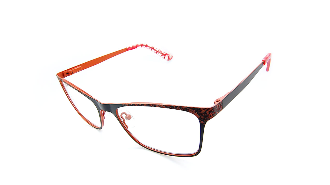 Scandieyes 70 - Black (3-Black/Orange)