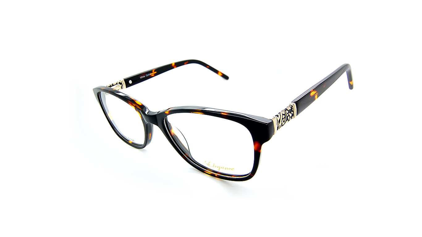 Elegance 2043 - Brown (2-Dark Tortoise)