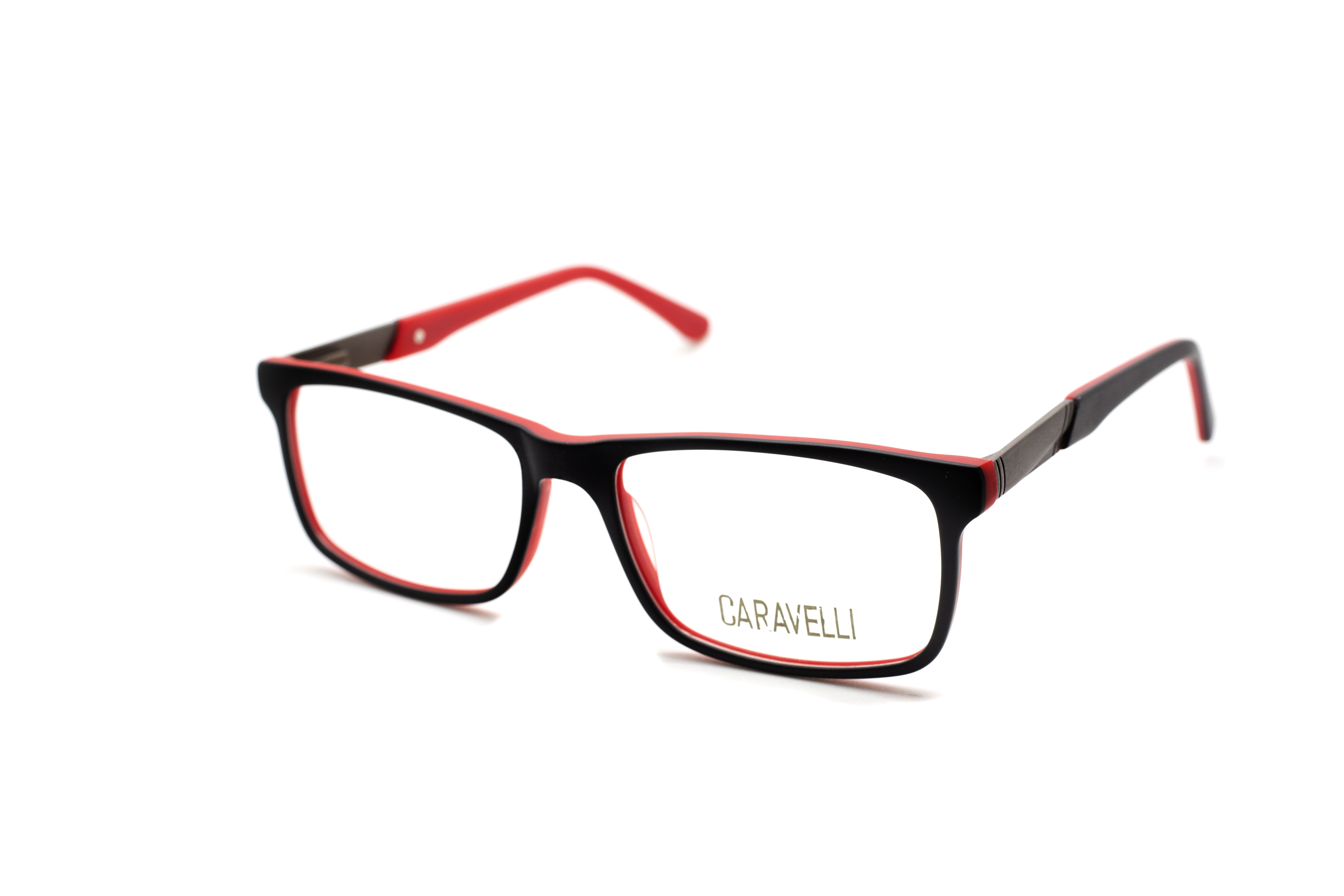 Caravelli 207 - Red (3 - Black/Red)
