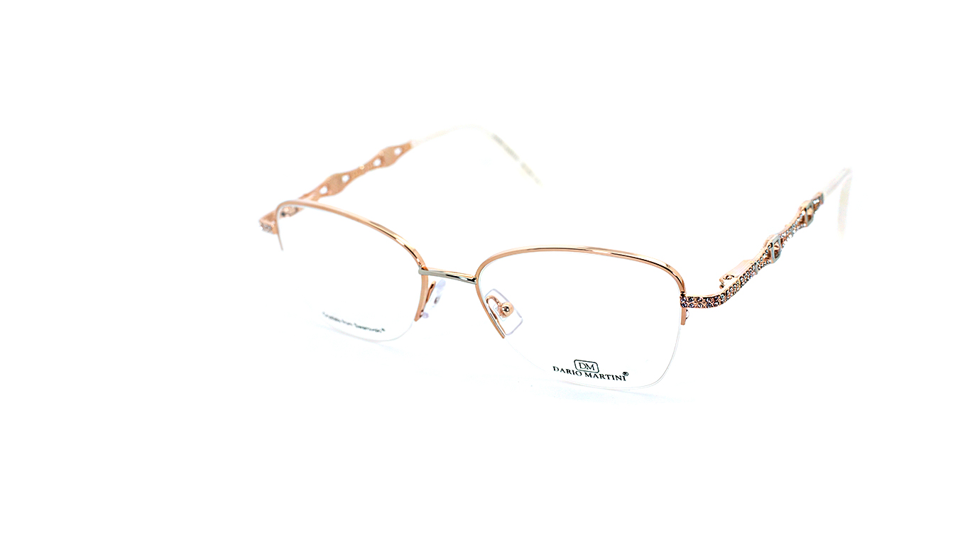 DM807 - Rose Gold (3-Rose Gold/Silver)