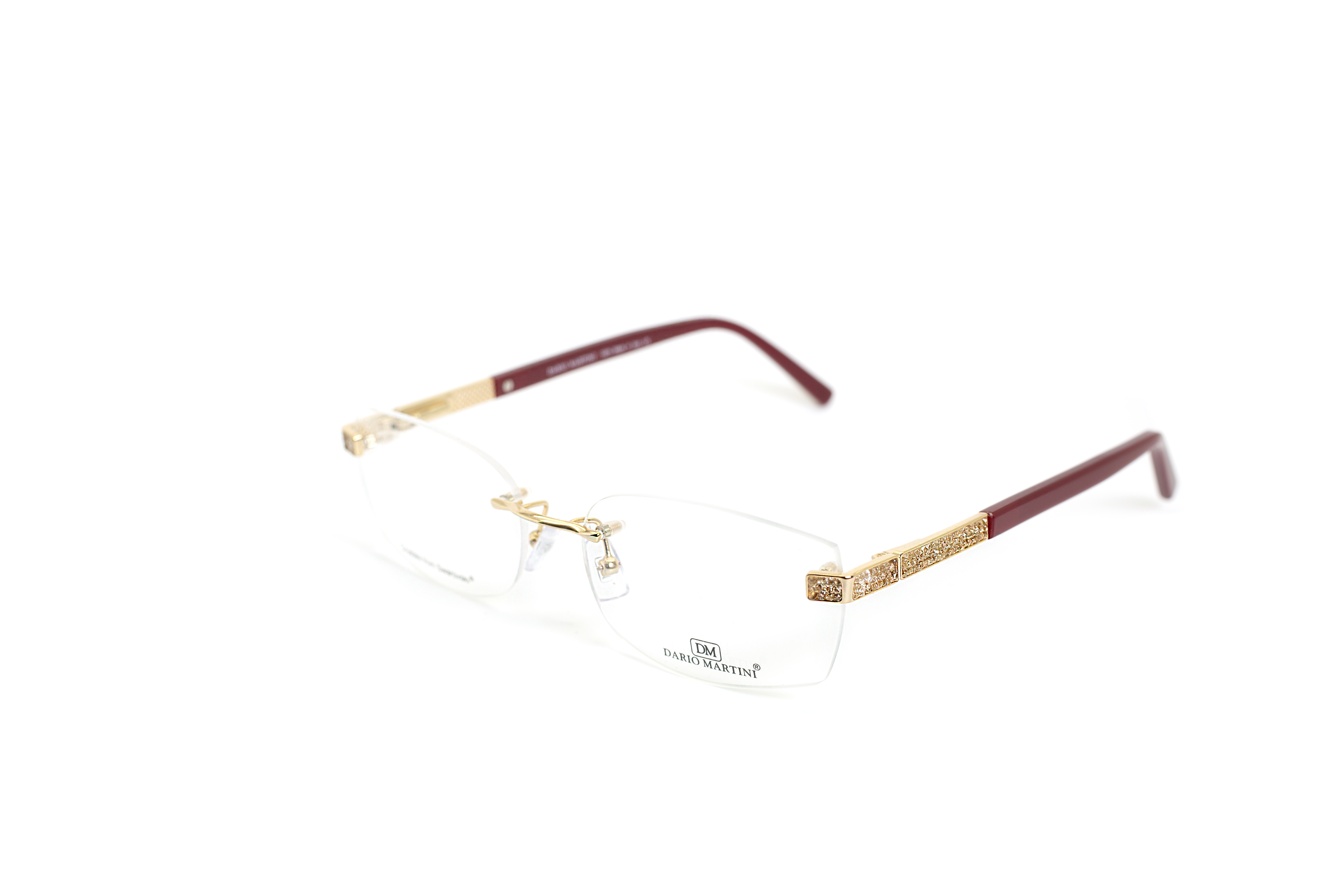 DM786 - Gold (3 - Gold/Burgundy)