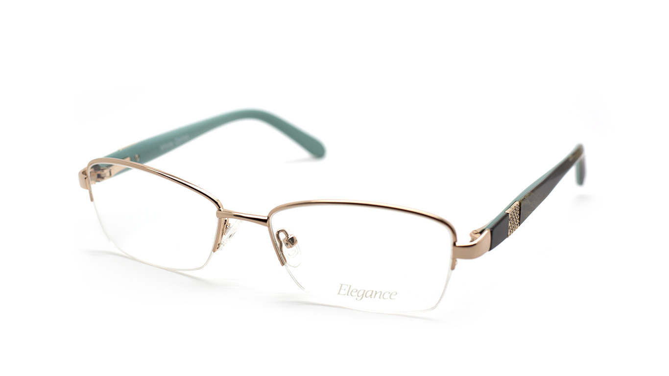 Elegance 2045 - Green (1-Gold/Khaki)