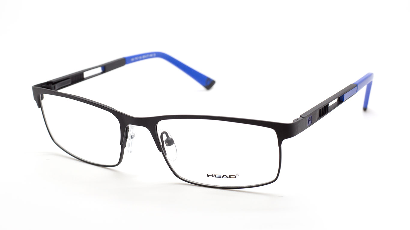 Head 707 - Black (2-Black/Blue)