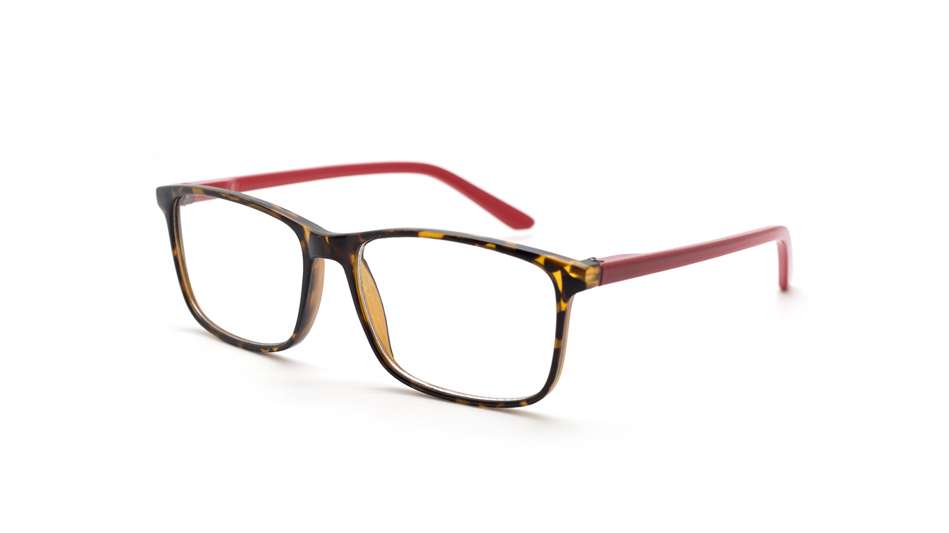 OL002 - Red (2-tortoise/Red)