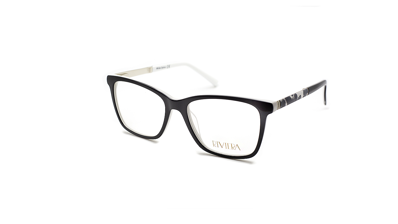 Riviera 08 - Black (1-Black/White)