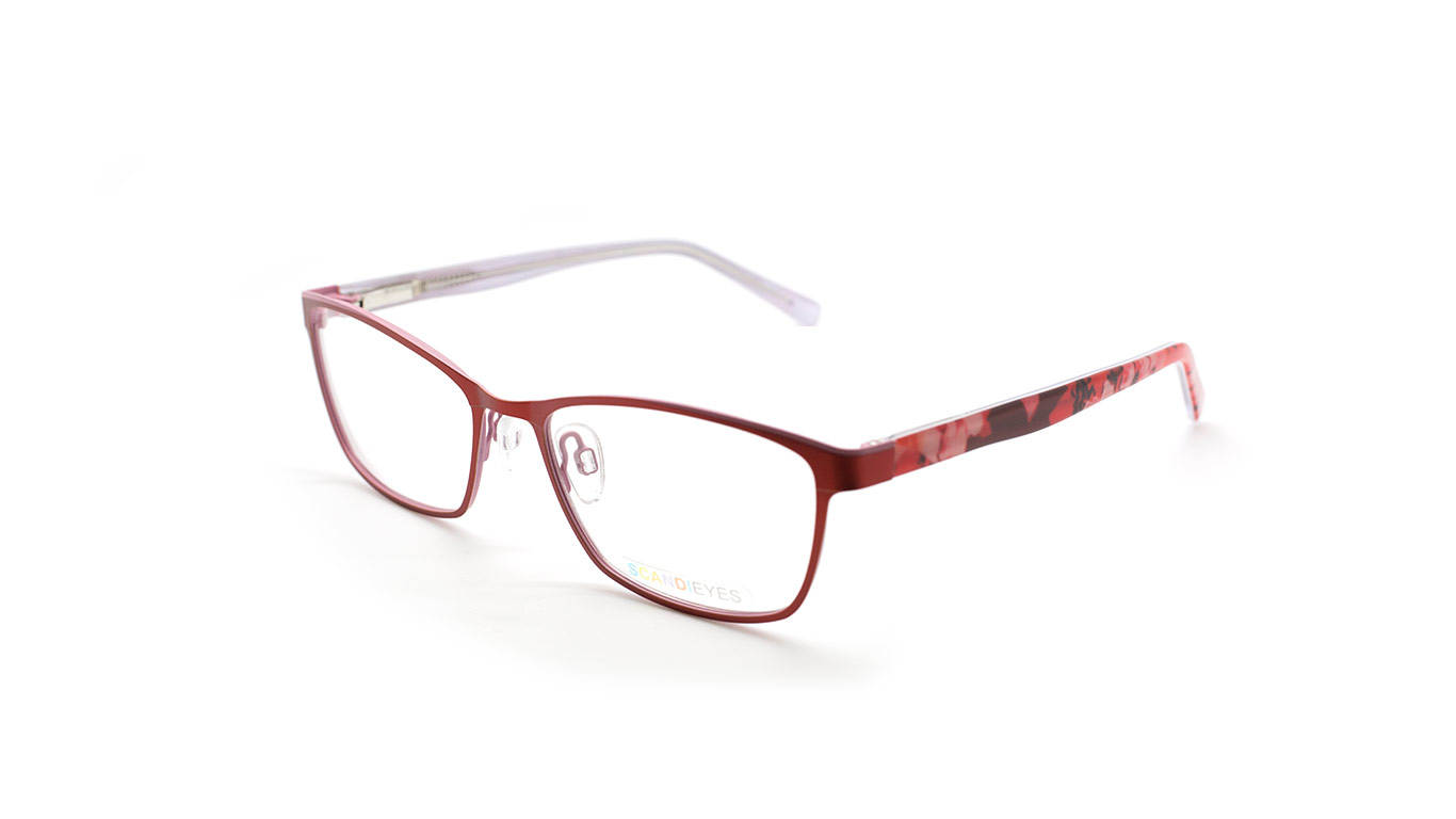 Scandieyes  76 - Red (3-Red/Pink)