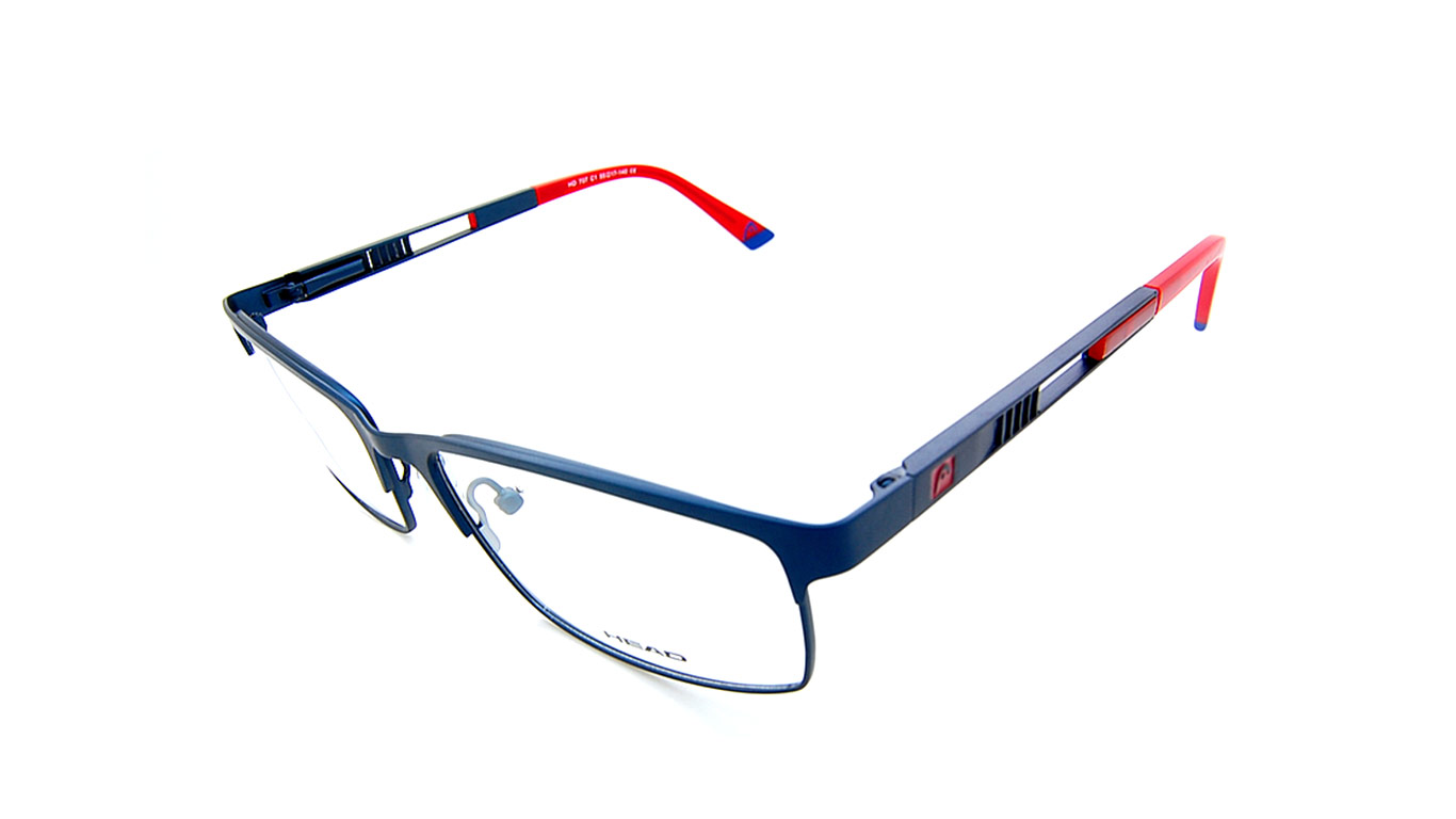 Head 707 - Blue (1 Navy/Red)