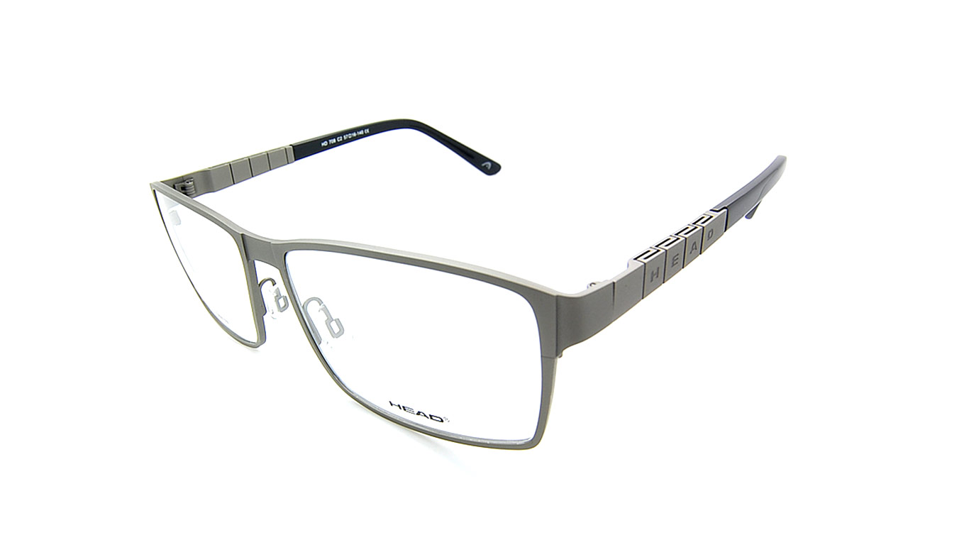 Head 708 Titanium - Grey (2 Light Grey)